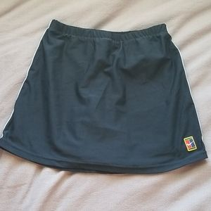 Nike tennis skirt w/shorts